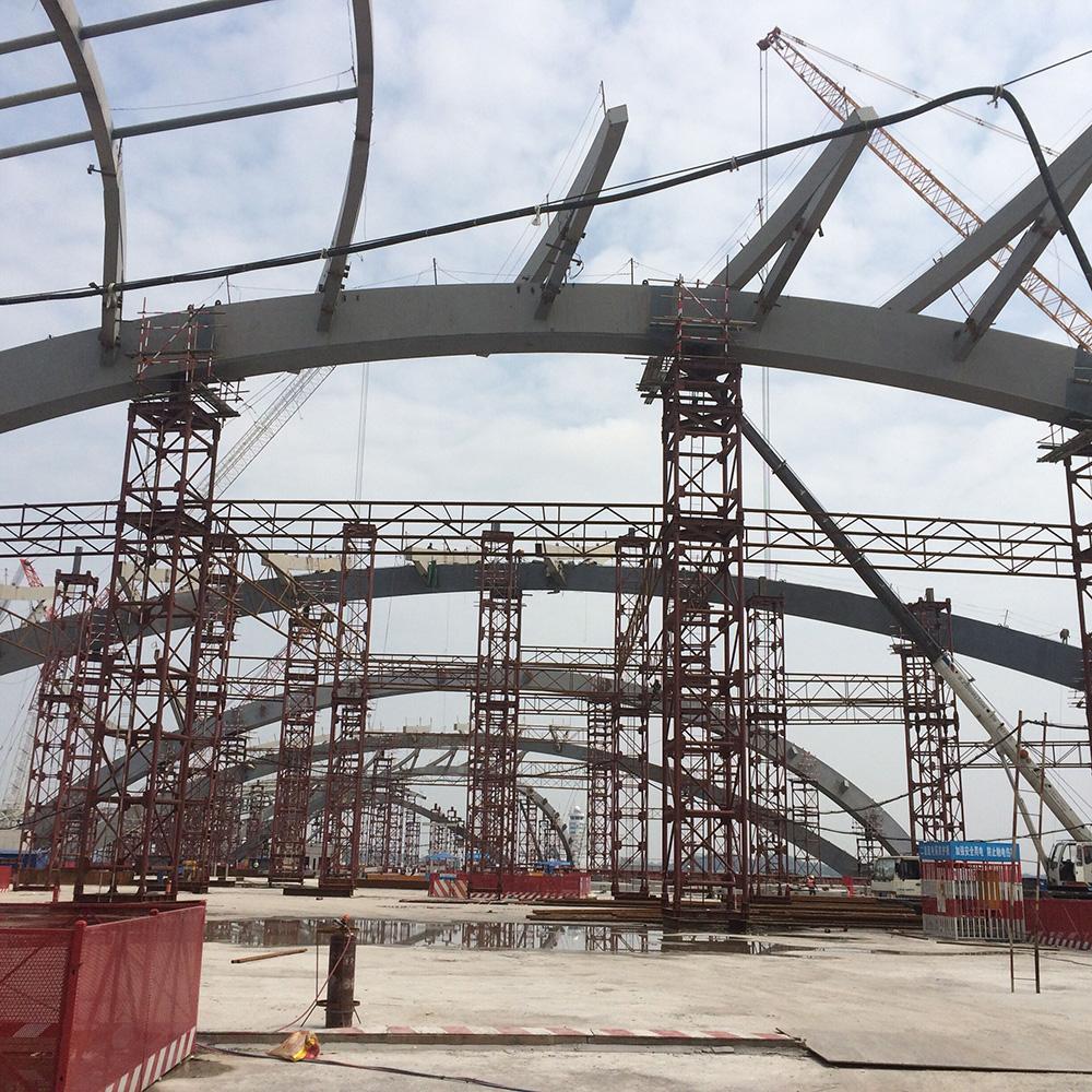 广西桂林机场航站楼及站坪配套设施扩建工程